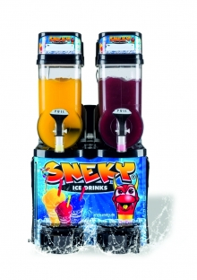 Slush Eis Mschinen Promotion Set / 2-3 Tage